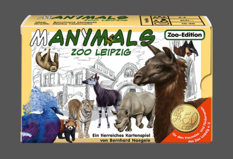 Manimals – Leipziger Zoo (Zoo-Edition)