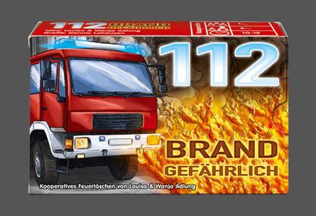 112 – Brandgefährlich