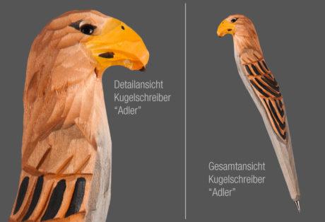 "Tier-Kugelschreiber ""Adler"""