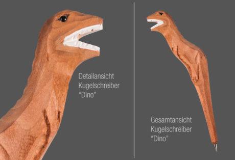 "Tier-Kugelschreiber ""Dino"""