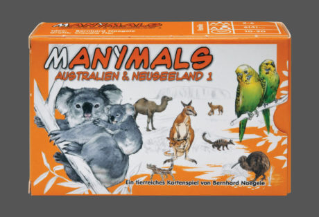 Manimals – Australien & Neuseeland 1