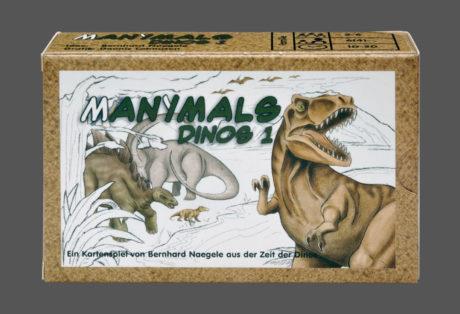 Manimals – Dinos 1