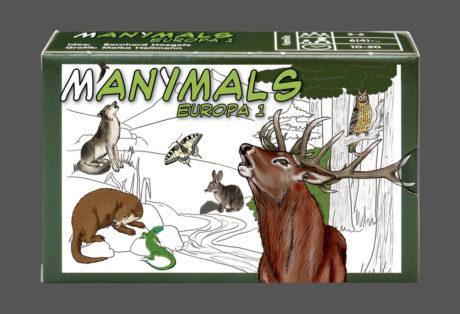Manimals – Europa 1