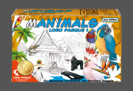 Manimals – Loro Parque (Zoo-Edition)