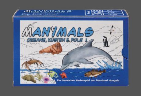 Manimals – Ozeane, Küsten & Pole 1