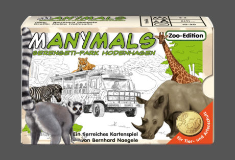 Manimals – Serengeti-Park (Zoo-Edition)