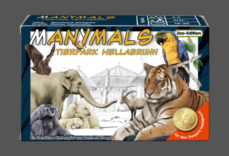 Manimals – Tierpark Hellabrunn (Zoo-Edition)