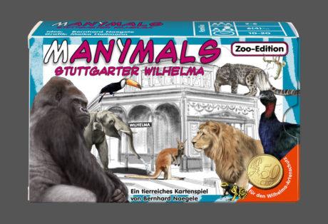 Manimals – Stuttgarter Wilhelma (Zoo-Edition)