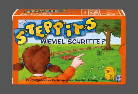 Steppits – Wieviel Schritte