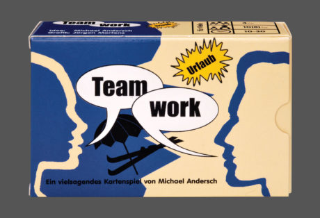 Teamwork – Urlaub