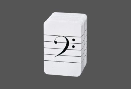 Taktvoll – Bass-Schlüssel